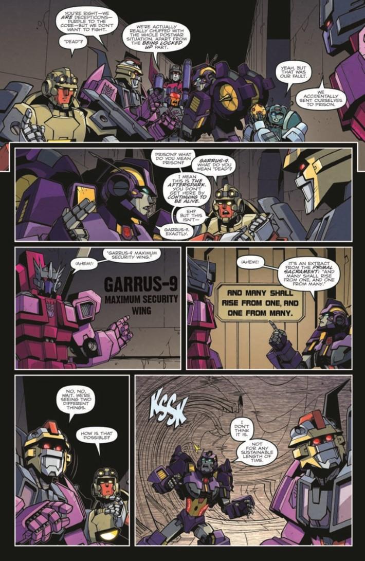 Transformers_Lost_Light_18-pr-7 ComicList Previews: TRANSFORMERS LOST LIGHT #18