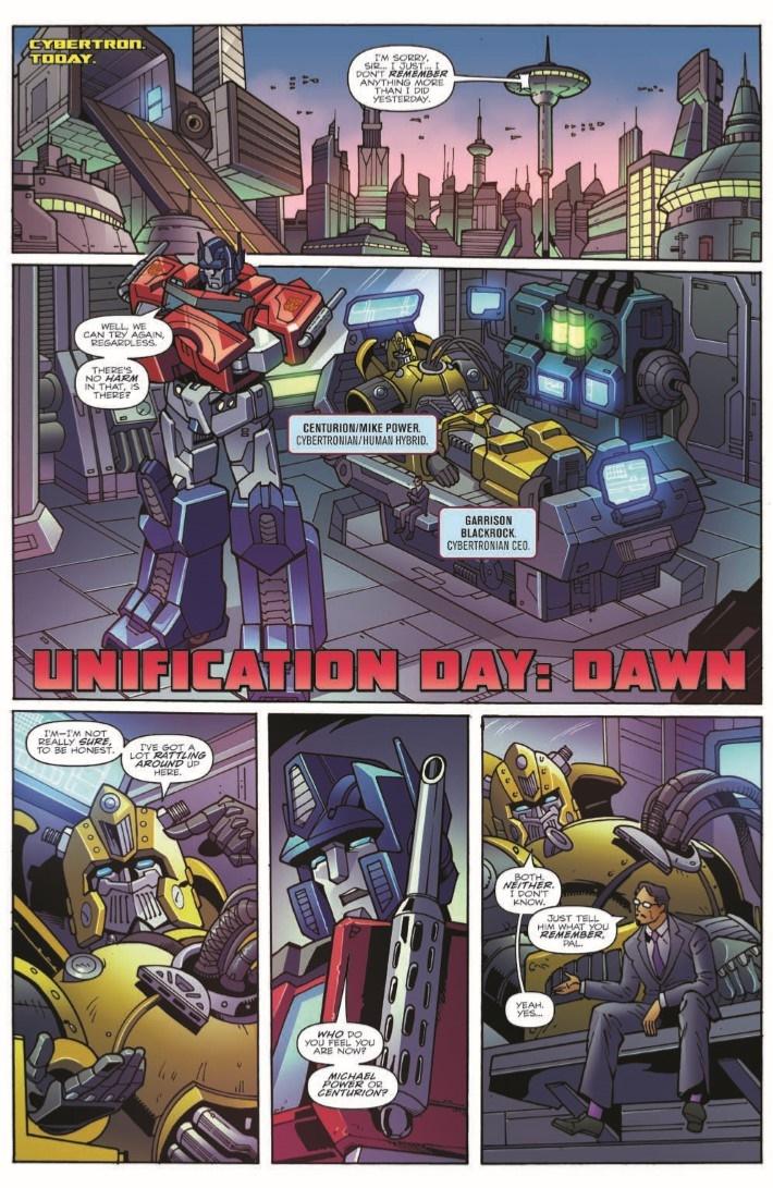 Transformers_OptimusPrime_Vol3-pr-5 ComicList Previews: TRANSFORMERS OPTIMUS PRIME VOLUME 3 TP