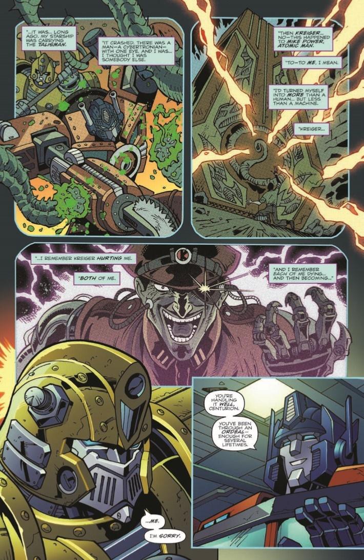 Transformers_OptimusPrime_Vol3-pr-6 ComicList Previews: TRANSFORMERS OPTIMUS PRIME VOLUME 3 TP