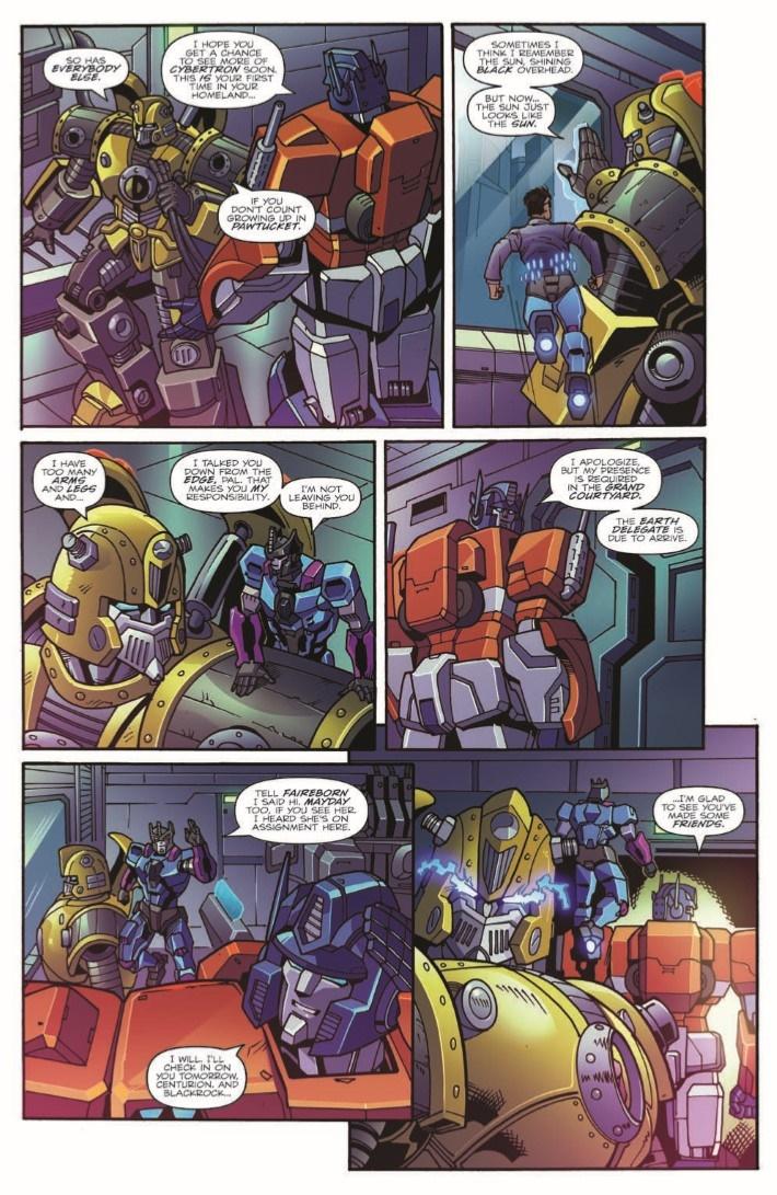 Transformers_OptimusPrime_Vol3-pr-7 ComicList Previews: TRANSFORMERS OPTIMUS PRIME VOLUME 3 TP