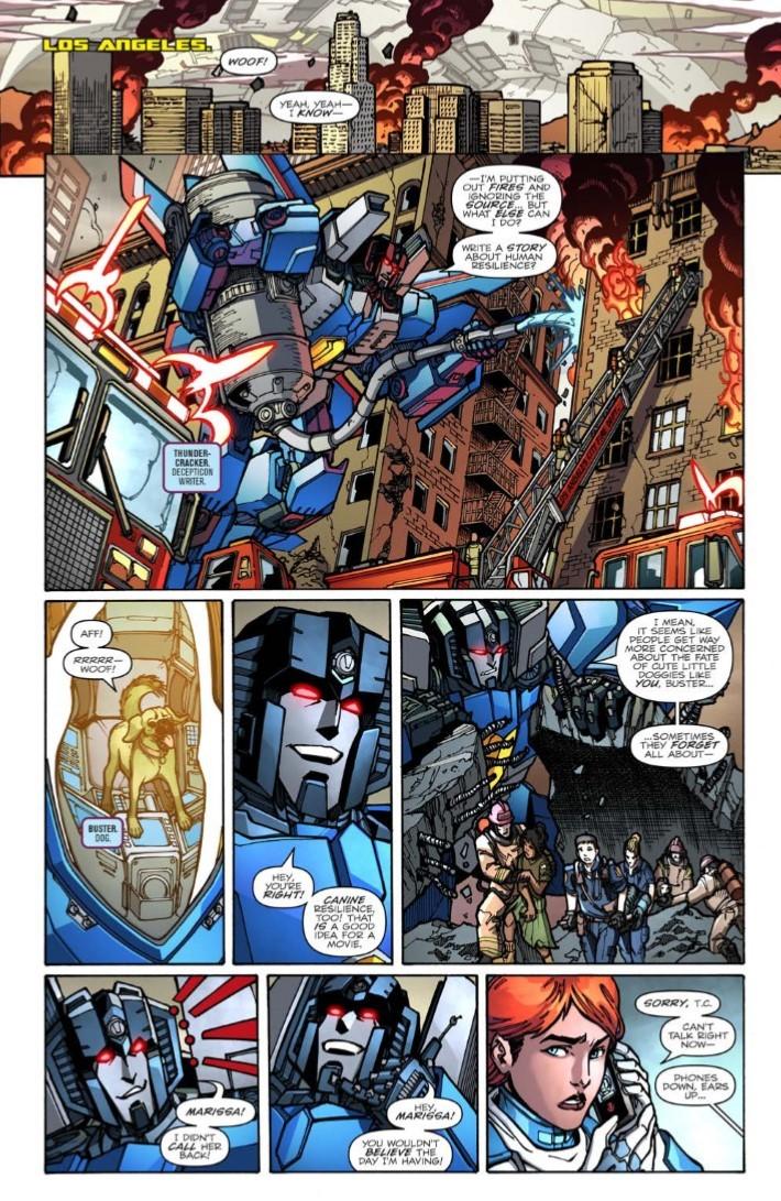 Transformers_Unicron_05-pr-4 ComicList Previews: TRANSFORMERS UNICRON #5