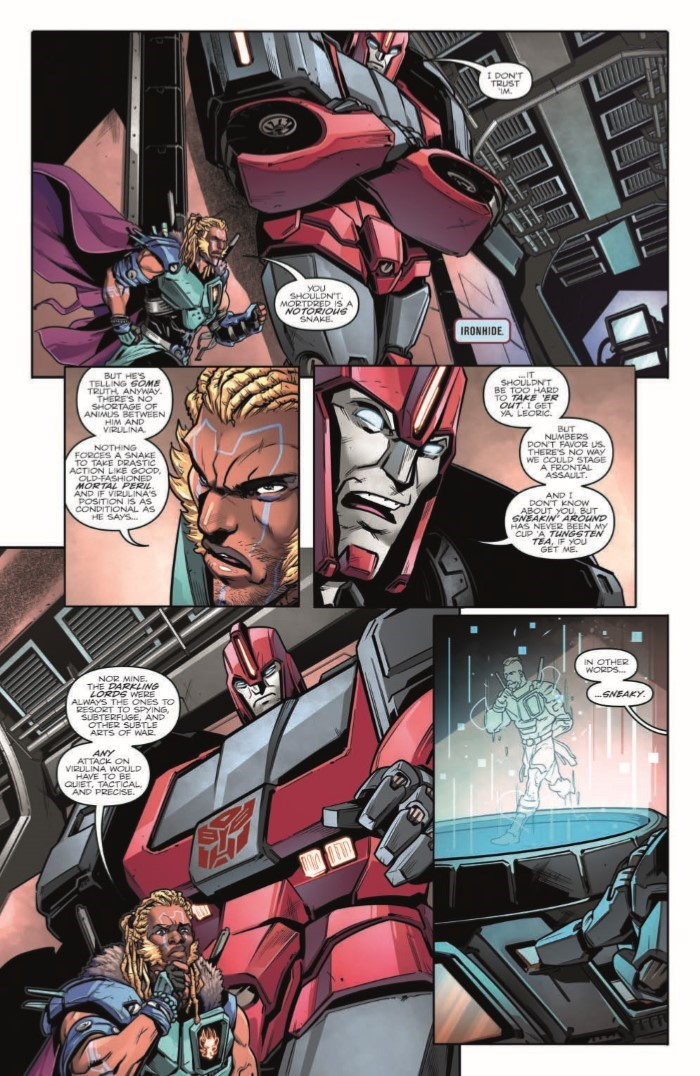 Transformers_vs_Vis_03-pr-7 ComicList Previews: TRANSFORMERS VS VISIONARIES #3
