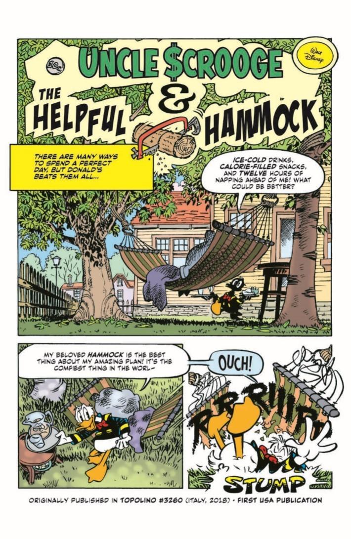 Uncle_Scrooge_43-pr-3 ComicList Previews: UNCLE SCROOGE #43