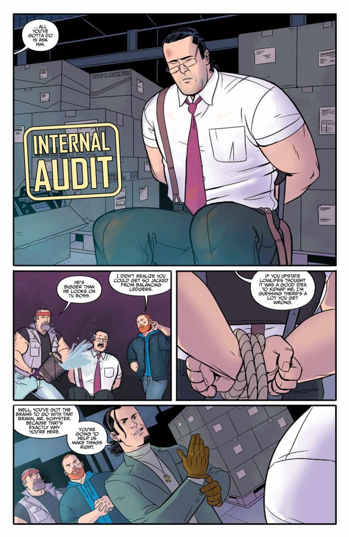 WWE_Forever2019Special_PRESS_7 ComicList Previews: WWE FOREVER #1