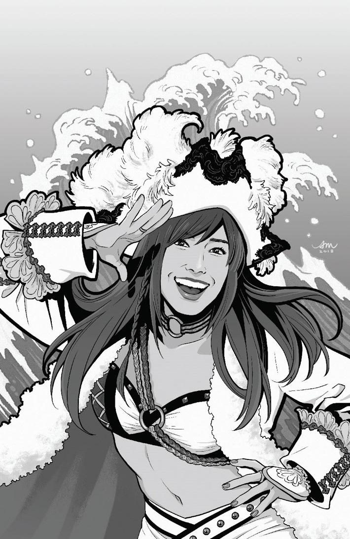 WWE_NXT_001_Blueprint_D_Variant_002 ComicList Previews: WWE NXT TAKEOVER THE BLUEPRINT #1