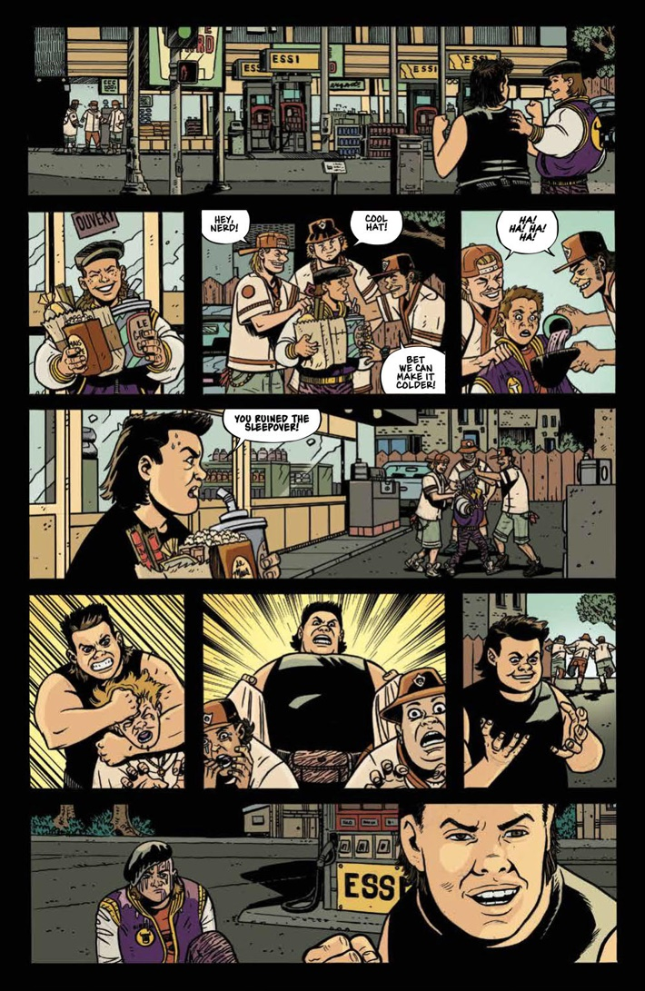 WWE_ThenNowForever_v1_PRESS_50 ComicList Previews: WWE THEN NOW FOREVER VOLUME 1 TP