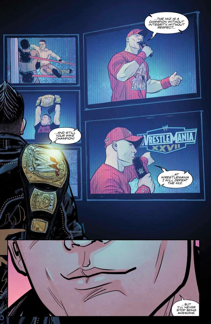 WWE_ThenNowForever_v2_SC_PRESS_79 ComicList Previews: WWE THEN NOW FOREVER VOLUME 2 TP