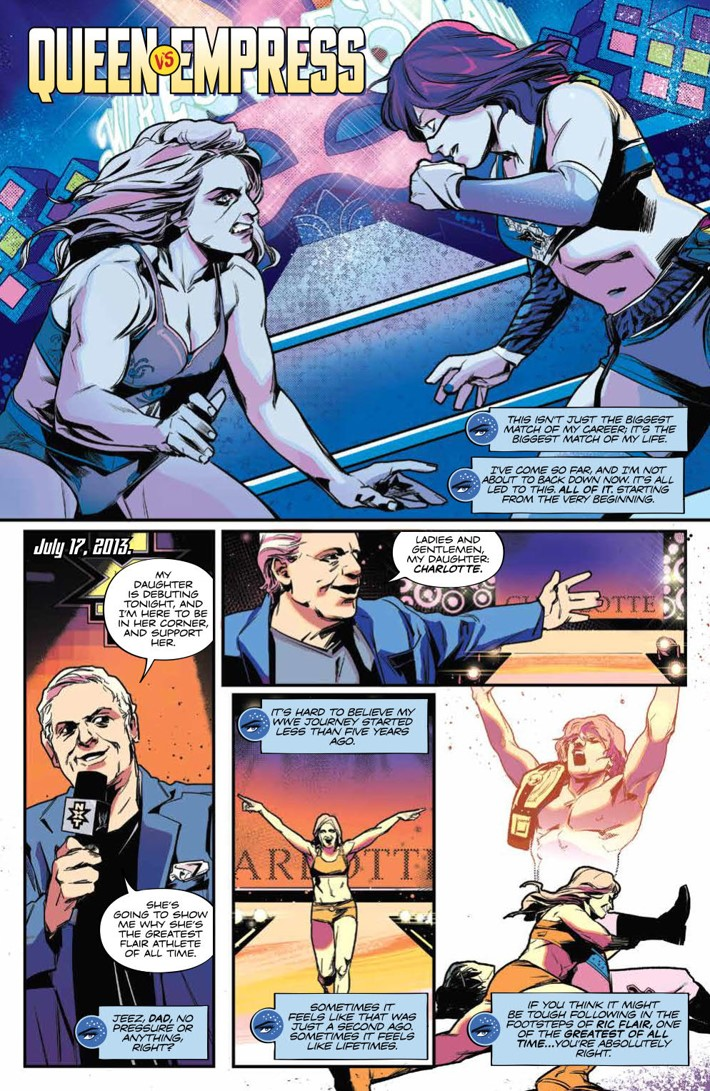 WWE_Wrestlemania_2019_PRESS_3 ComicList Previews: WWE WRESTLEMANIA 2019 SPECIAL #1