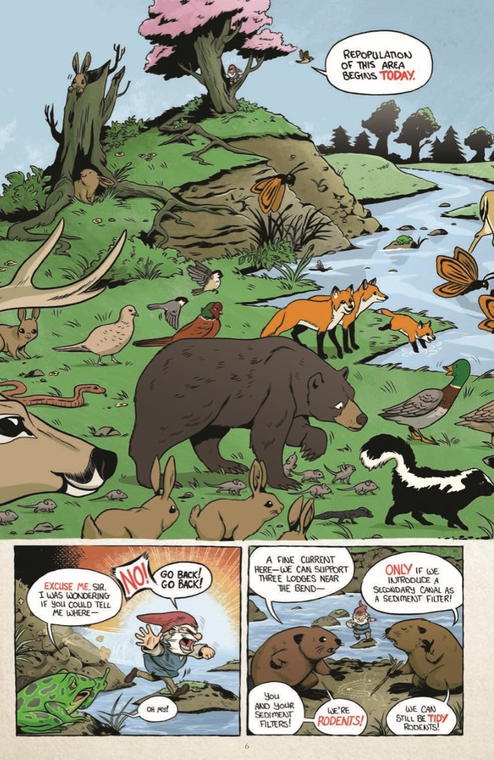 WardsValley-pr-6 ComicList Previews: WARD'S VALLEY TP