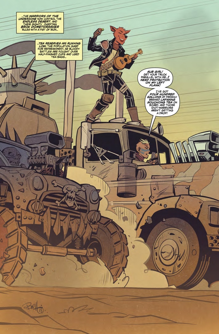 Wonderful_World_of_Tank_Girl_4_Pg4 ComicList Previews: THE WONDERFUL WORLD OF TANK GIRL #4