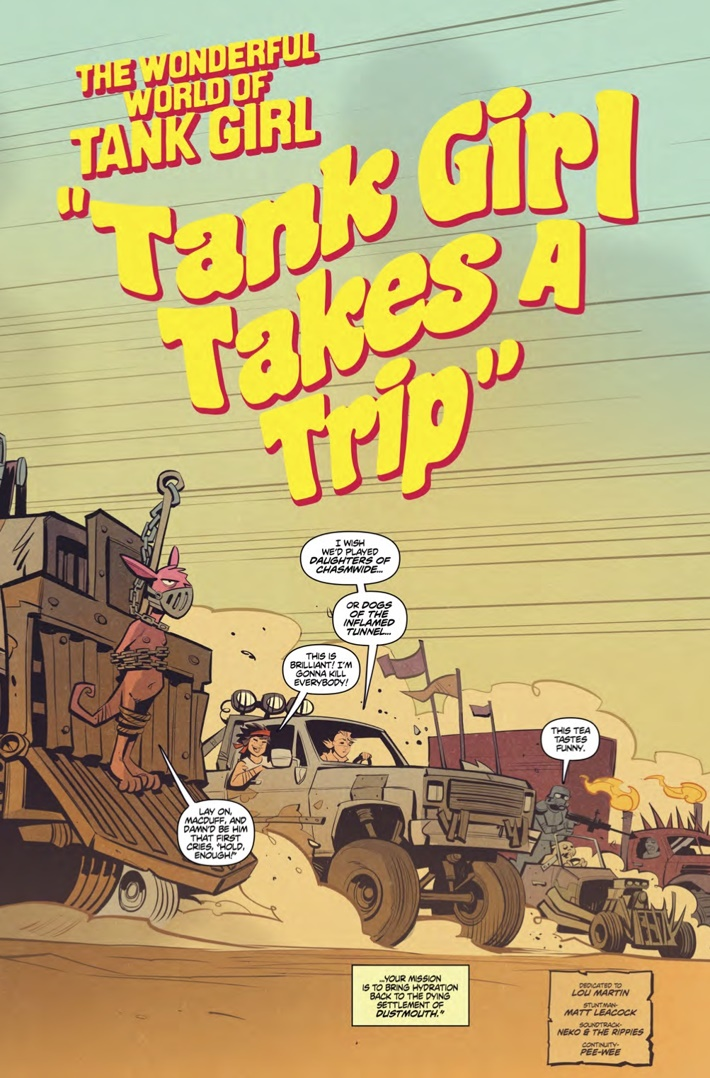Wonderful_World_of_Tank_Girl_4_Pg5 ComicList Previews: THE WONDERFUL WORLD OF TANK GIRL #4