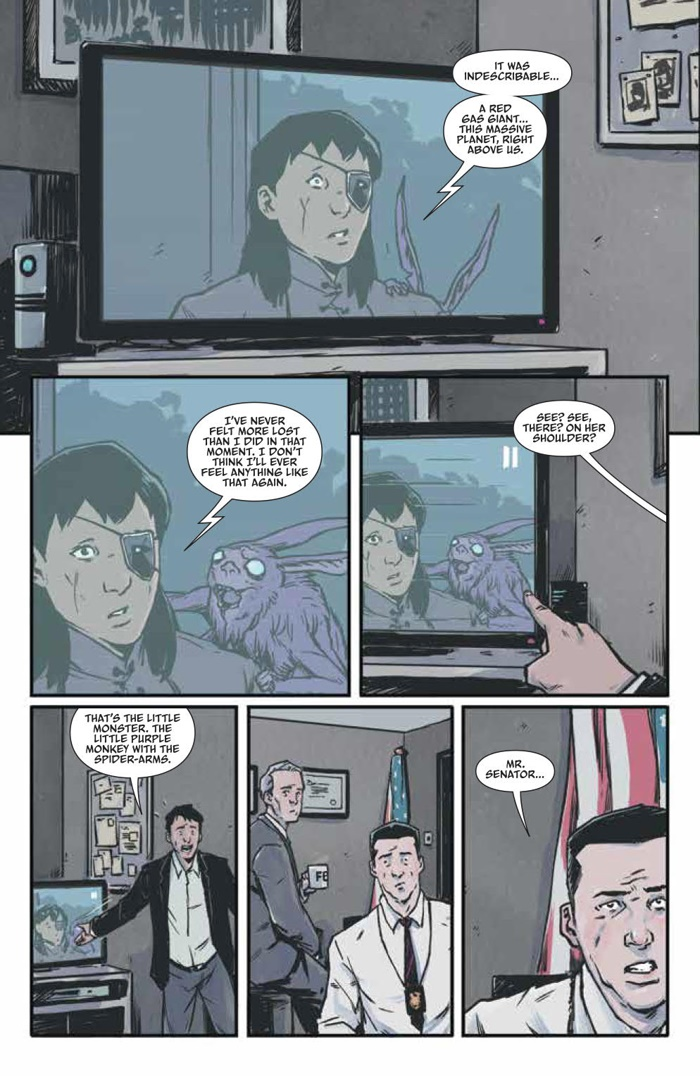 Woods_031_PRESS_6 ComicList Preview: THE WOODS #31