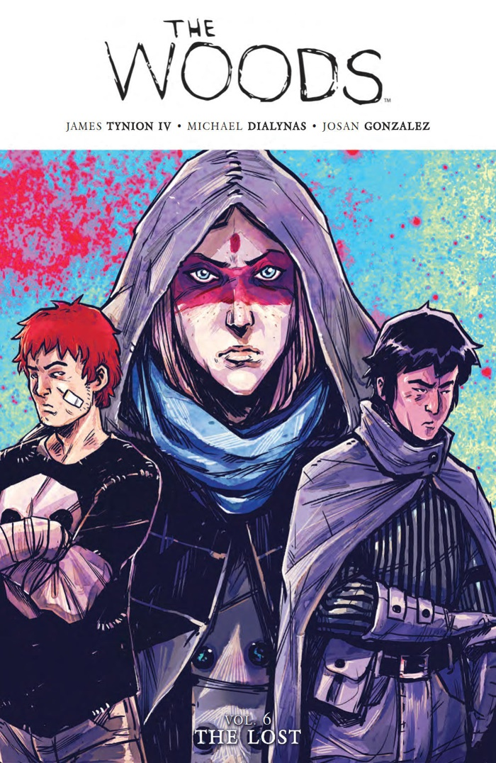 Woods_v6_TP_PRESS_1 ComicList Preview: THE WOODS VOLUME 6 TP