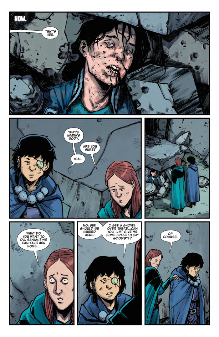 Woods_v6_TP_PRESS_12 ComicList Preview: THE WOODS VOLUME 6 TP