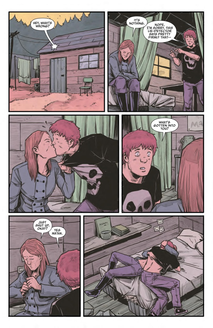 Woods_v6_TP_PRESS_16 ComicList Preview: THE WOODS VOLUME 6 TP