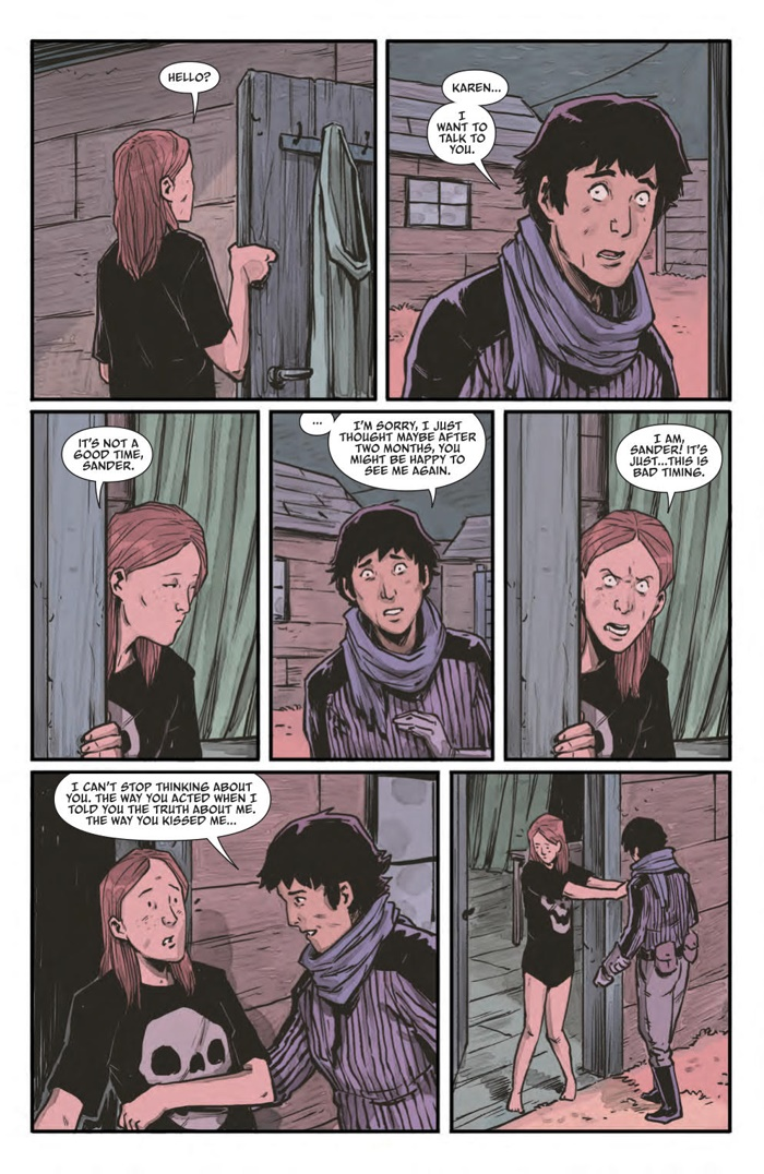 Woods_v6_TP_PRESS_18 ComicList Preview: THE WOODS VOLUME 6 TP