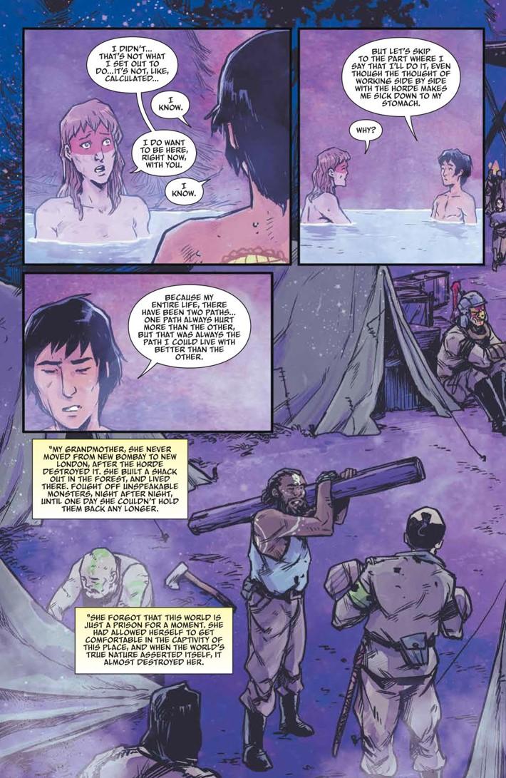 Woods_v9_SC_PRESS_16 ComicList Previews: THE WOODS VOLUME 9 TP