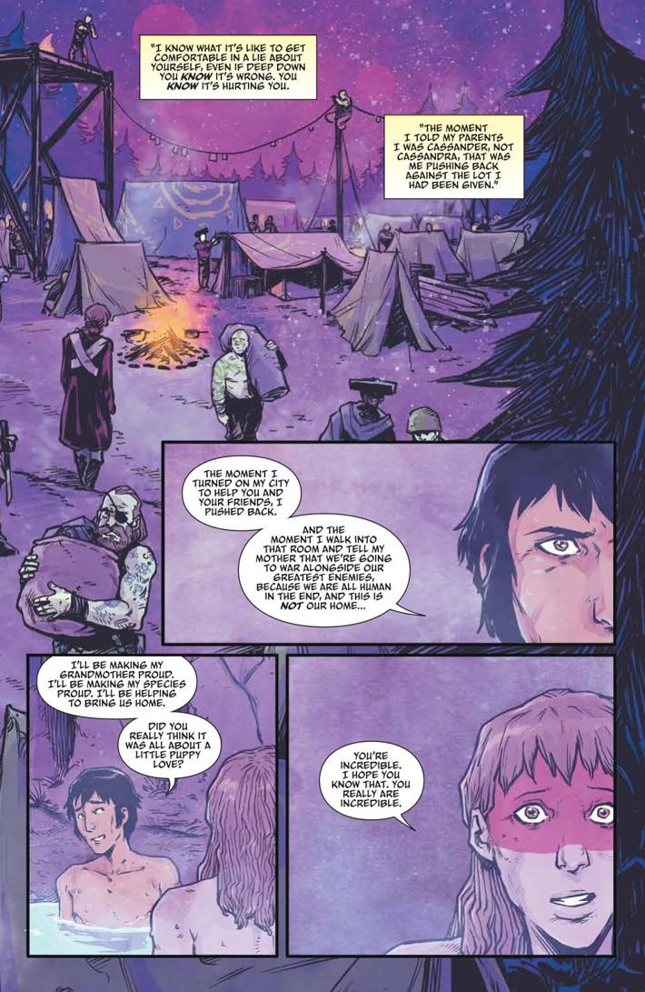 Woods_v9_SC_PRESS_17 ComicList Previews: THE WOODS VOLUME 9 TP