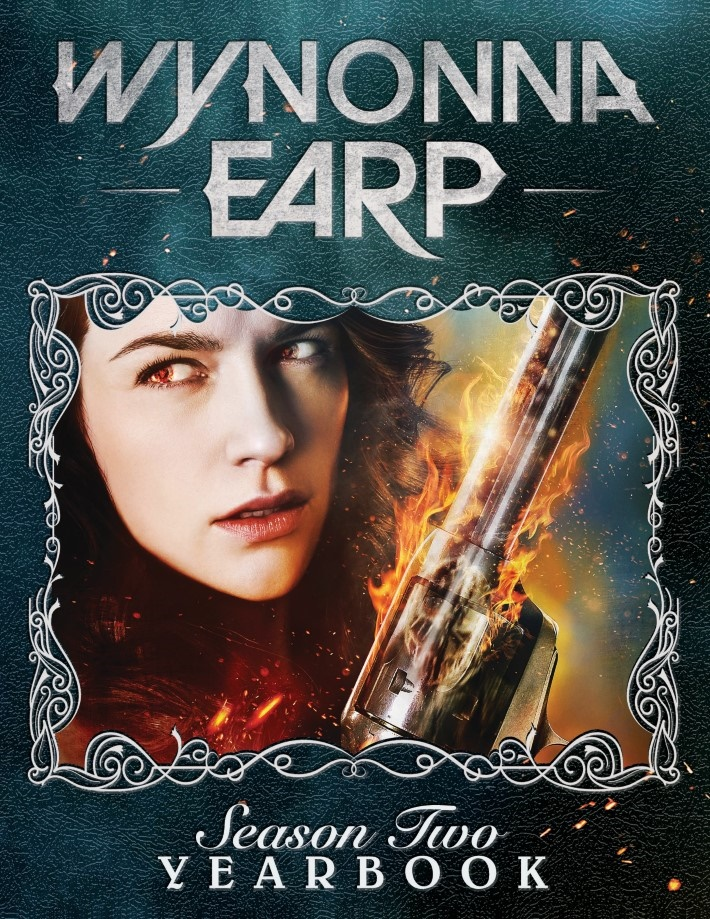 WynonnaEarp_Yearbook_Season2-pr-1 ComicList Previews: WYNONNA EARP YEARBOOK SEASON 2 TP