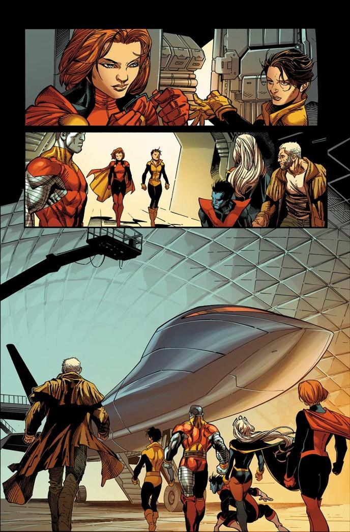X-Men_Gold_1_Preview_3 ComicList Preview: X-MEN GOLD #1