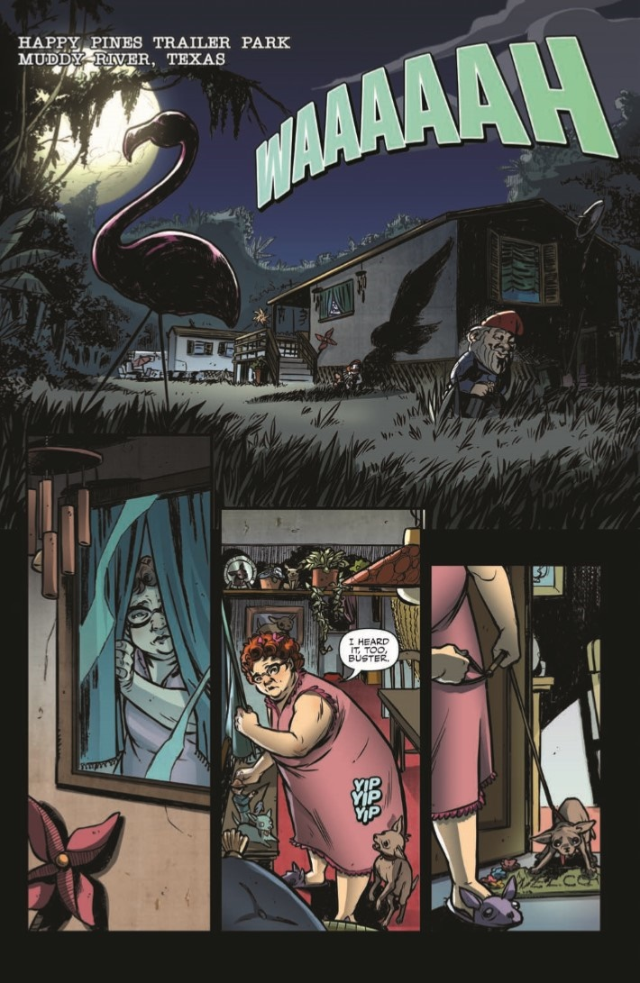 XFiles_Case_Files_Hoot_Goes_There_01-pr-3 ComicList Previews: THE X-FILES CASE FILES HOOT GOES THERE #1