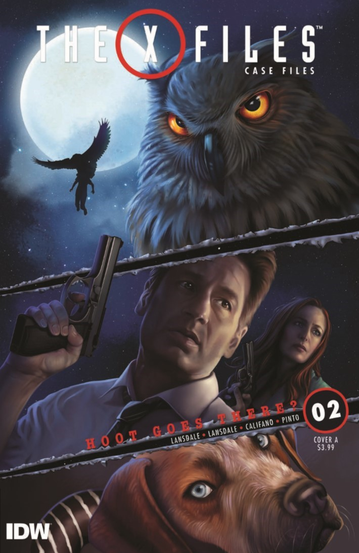 XFiles_case_Files_Hoot_Goes_There_02-pr-1 ComicList Previews: THE X-FILES CASE FILES HOOT GOES THERE #2