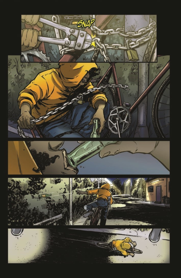 XFiles_case_Files_Hoot_Goes_There_02-pr-3 ComicList Previews: THE X-FILES CASE FILES HOOT GOES THERE #2