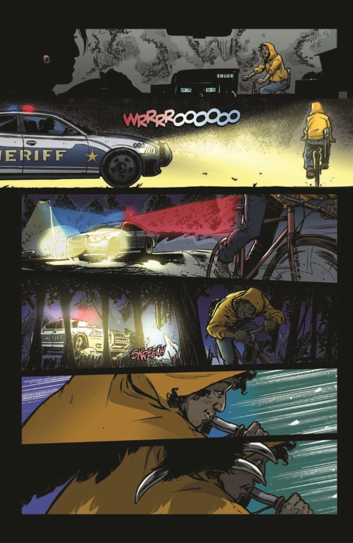 XFiles_case_Files_Hoot_Goes_There_02-pr-4 ComicList Previews: THE X-FILES CASE FILES HOOT GOES THERE #2
