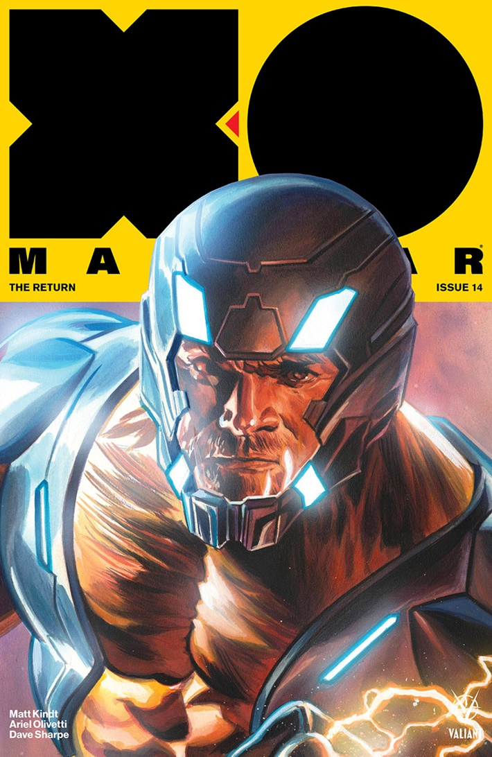 XO2017_014_VARIANT-ICON_MASSAFERA ComicList Previews: X-O MANOWAR (2017) #14