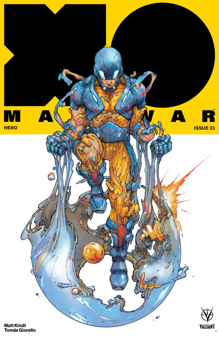 XO2017_023_COVER-A_ROCAFORT-1 ComicList Previews: X-O MANOWAR #23