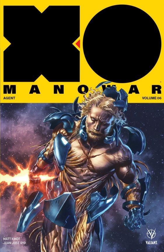 XO2017_VOL6_COVER ComicList Previews: X-O MANOWAR VOLUME 6 AGENT TP