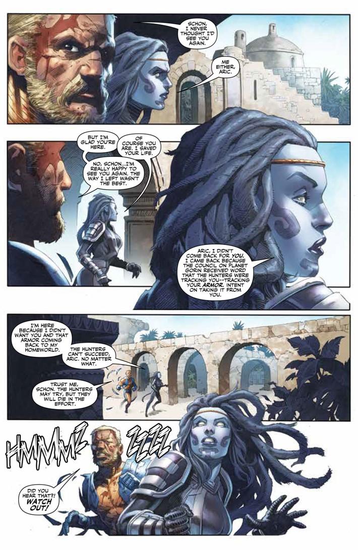 XO25_PREVIEW_3 ComicList Previews: X-O MANOWAR #25