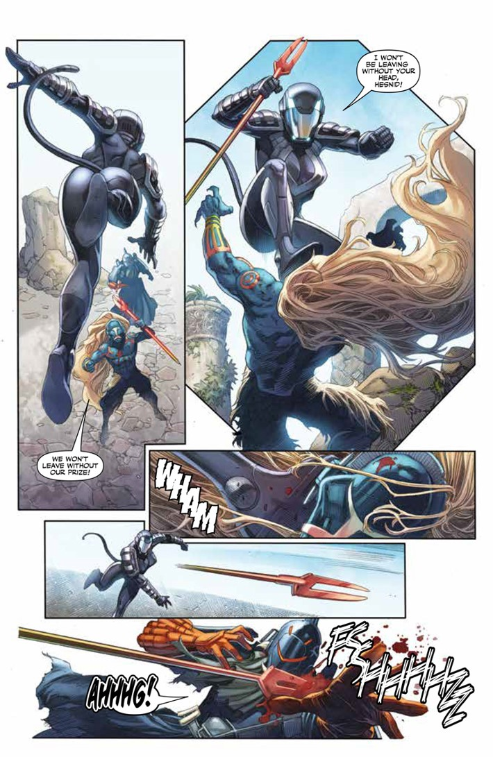 XO25_PREVIEW_5 ComicList Previews: X-O MANOWAR #25