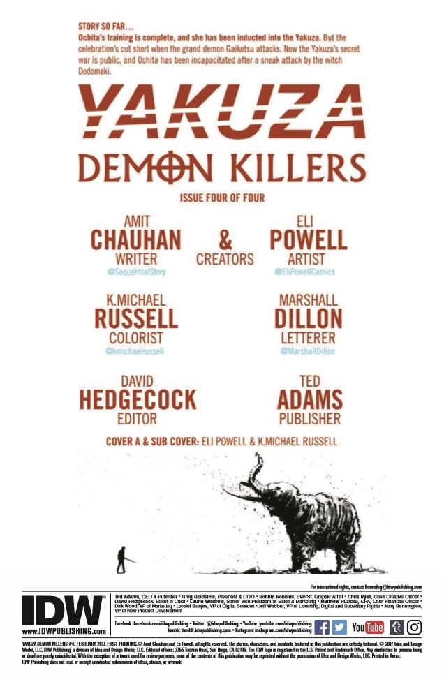 YDK_04-pr-2 ComicList Preview: YAKUZA DEMON KILLERS #4
