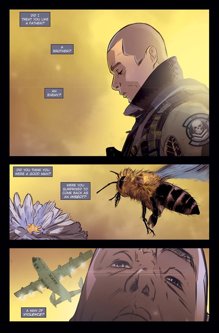 edward-laroche---Warning_-The_01_JaymesReedLetters_Page-05 ComicList Previews: THE WARNING #1
