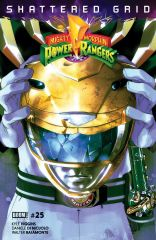 PowerRangers_025_D_Intermix_Yellow ComicList: BOOM! Studios New Releases for 03/28/2018