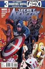 1096107 Geek Goggle Reviews: Secret Avengers #21.1