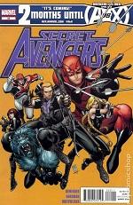 1099779 Geek Goggle Reviews: Secret Avengers #22