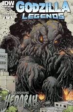 1101923 Geek Goggle Reviews: Godzilla Legends #4