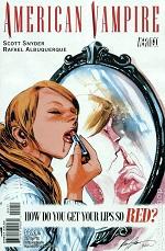 1102057 Geek Goggle Reviews: American Vampire #24