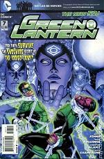 1106209 Geek Goggle Reviews: Green Lantern #7