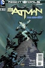 1110863 Geek Goggle Reviews: Batman #8