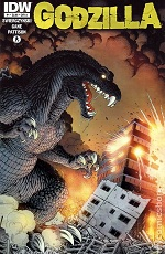 1115655 Geek Goggle Reviews: Godzilla #1