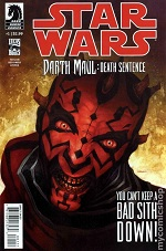 1125273 Geek Goggle Reviews: Star Wars Darth Maul Death Sentence #1