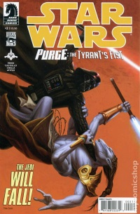 1259875 Geek Goggle Reviews: Star Wars Purge The Tyrant's Fist #2