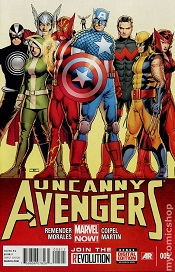 1322007 Geek Goggle Reviews: Uncanny Avengers #5