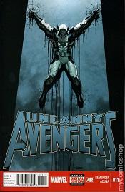 1488368 Geek Goggle Reviews: Uncanny Avengers #11