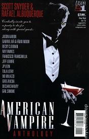1488386 Geek Goggle Reviews: American Vampire Anthology #1