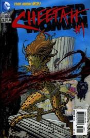 1519304 Geek Goggle Reviews: Wonder Woman #23.1 The Cheetah