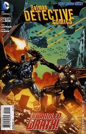 1541264 Geek Goggle Reviews: Detective Comics #24